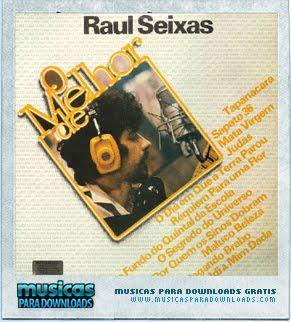 Capa Raul Seixas – O Melhor de Raul Seixas | músicas