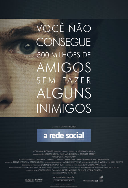 Baixar Filme A Rede Social  Dublado Download