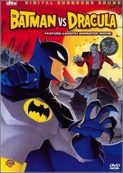 Filme Batman Vs Drácula   Dublado