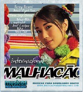 Capa Trilha Sonora : Malhação Internacional 2004 | músicas