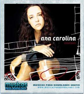 Capa Ana Carolina   Estampado | músicas