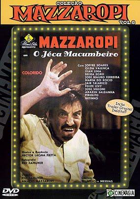 Filme Mazzaropi : O Jeca Macumbeiro   Nacional