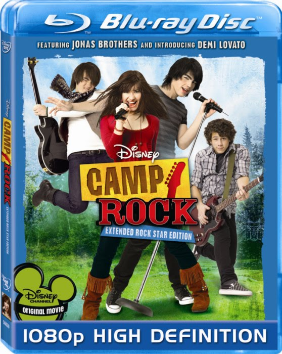 Camp Rock   Dual Áudio   BluRay 1080p