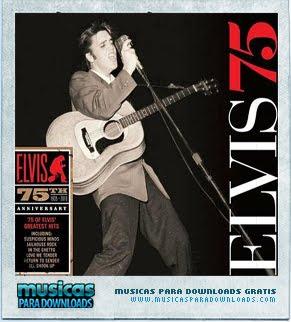 Capa Elvis Presley   75 | músicas