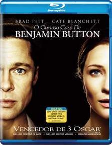 O Curioso Caso de Benjamin Button BRRip XviD Dublado