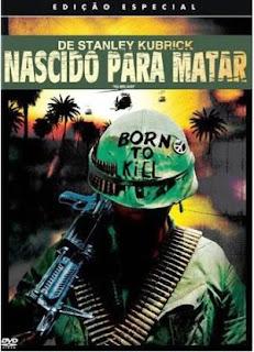 Filme Poster Nascido para Matar DVDRip RMVB Dublado
