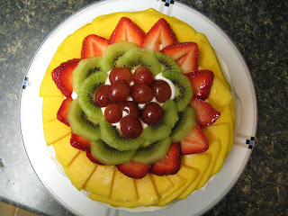 Spring Fling Cake Whole Foods