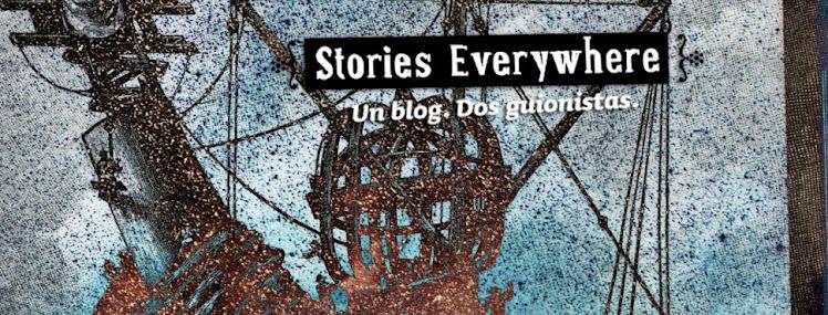 •{ Stories Everywhere }• Comics e historias