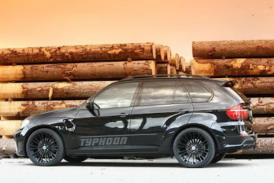 BMW X5 Typhoon Black Pearl