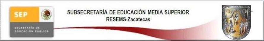 RESEMS ZACATECAS