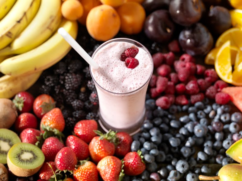 As the summer gets closer i would love some low point fruit smoothies