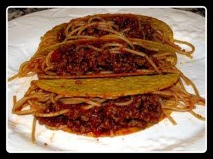 Trending Spaghetti Tacos We Blog The World
