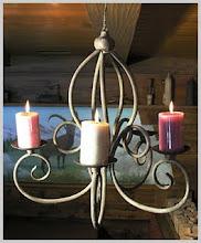 Kerzenhalter Salvatore