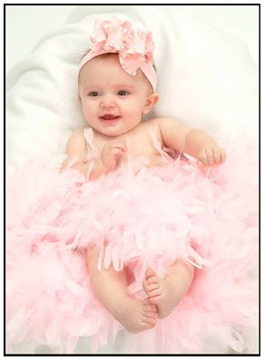 boutique mom pink bowtique ruffle baby headbands
