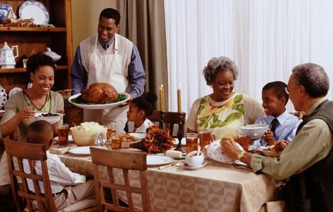 Another Black Conservative Happy Thanksgiving From