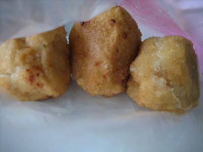 Deep Fried Loh Mai Chi