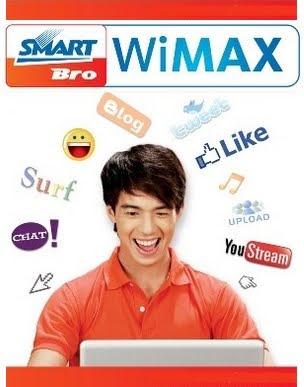 SMART Bro WiMAX