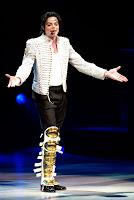 Michael Jackson concert