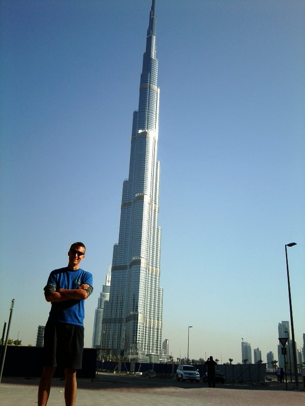 tallest building in the world dubai how many floors With how many floors is the tallest building