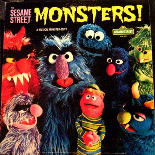 Monsters of sesame street the monsters of sesame street 2 i grover