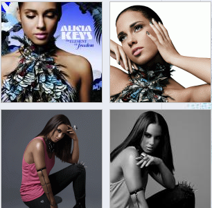 Fotos de Alicia Keys