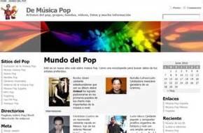 + Música Pop