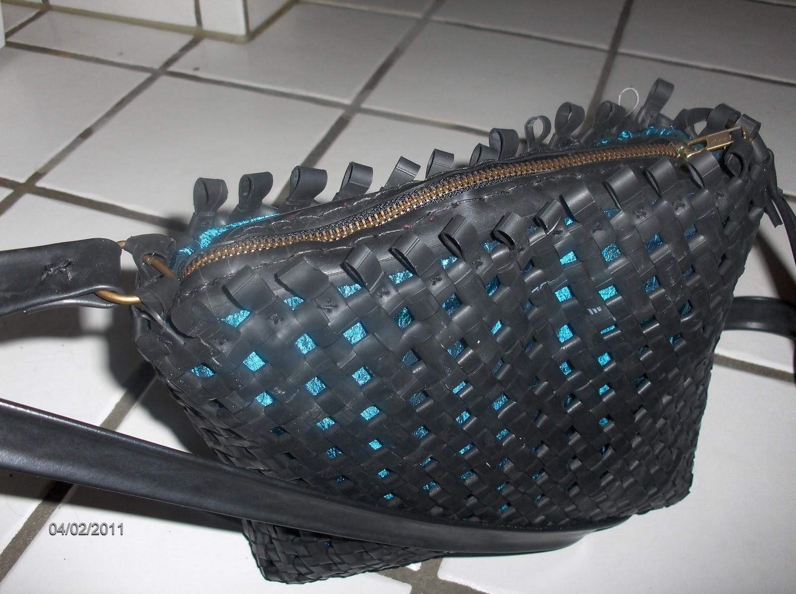 taske af cykelslanger