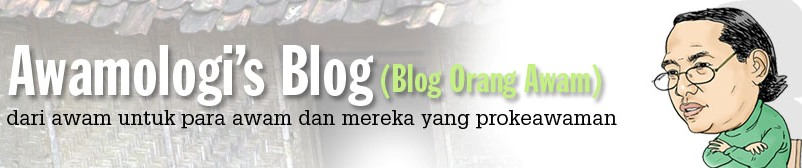 BlogOrangAwam:Awamologi