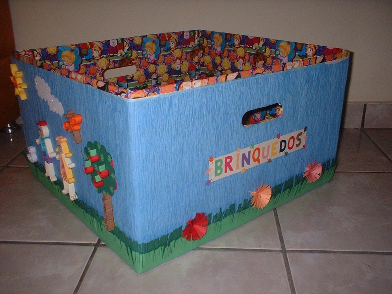 ArteLary: Caixa para brinquedos #366695 1280x960