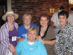 Some of the Philly Ladies and Me