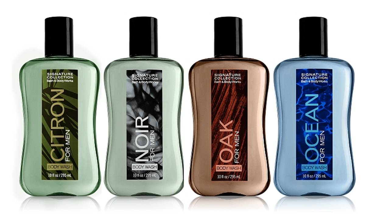 Bath   Body Works  that perennial let s browse aimlessly after work  favorite of mine  has added four men s scents to its Signature Collection. Dispatch from the Man Cave  Bath   Body Works Signature Collection