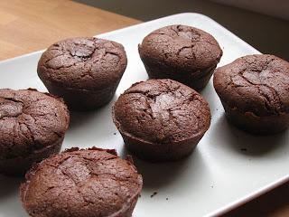 Gateau chocolat individuel