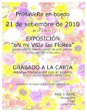 FeLiZ PriMaveRa en Boedo 878 Pan y Arte 21 de setiembre de 2010