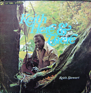 Keith Stewart - Keith Here & There [1974]