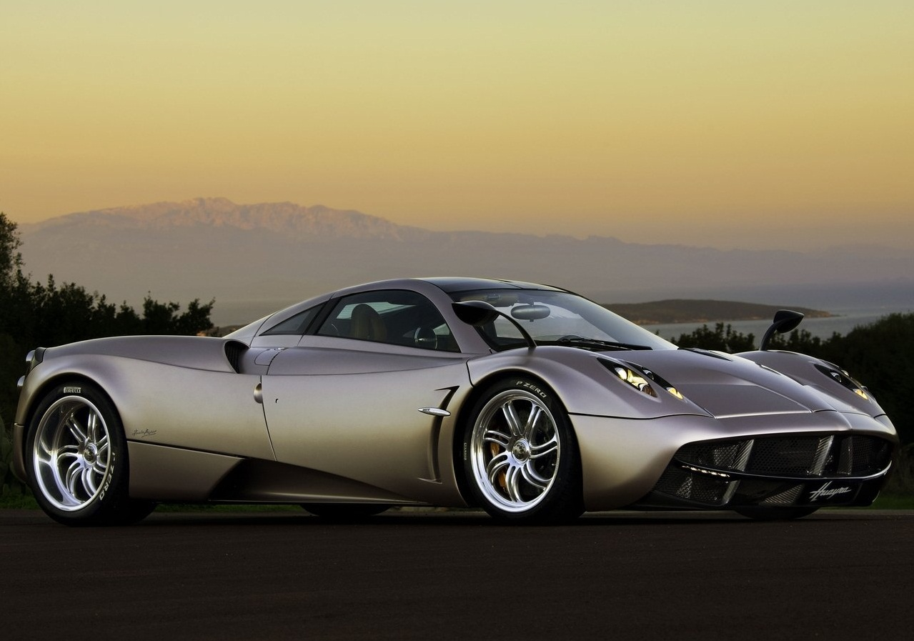 ROAD STAR CAR: Pagani ...