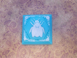 Bee Cameo Soap