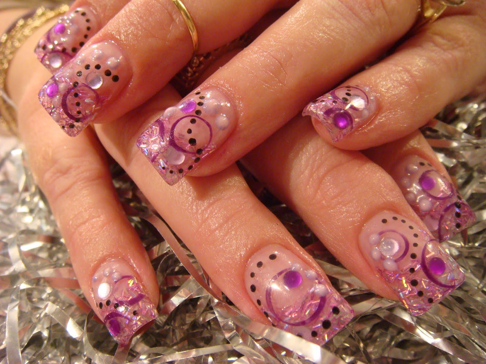 Spring Acrylic Nail Designs | Nail Designs, Hair Styles, Tattoos