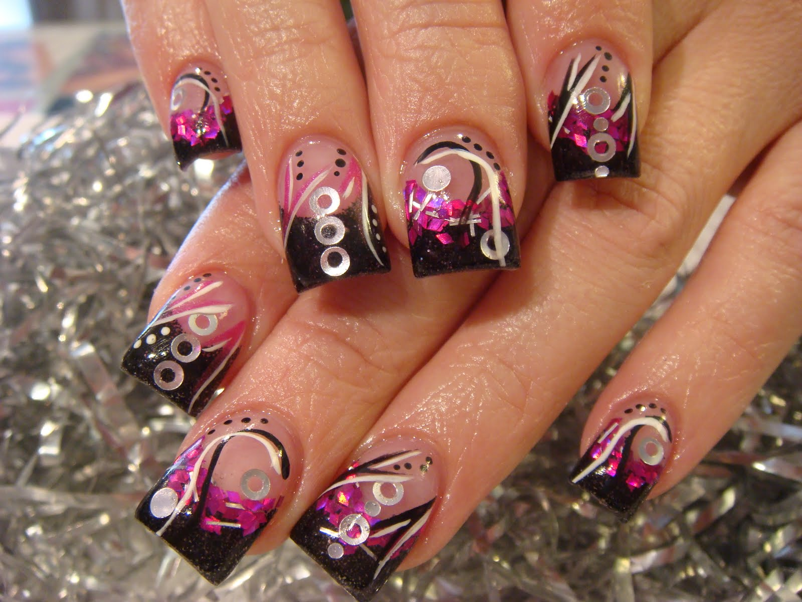 nail art april 2010. Black Bedroom Furniture Sets. Home Design Ideas