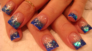 Acrylic Nail Designs