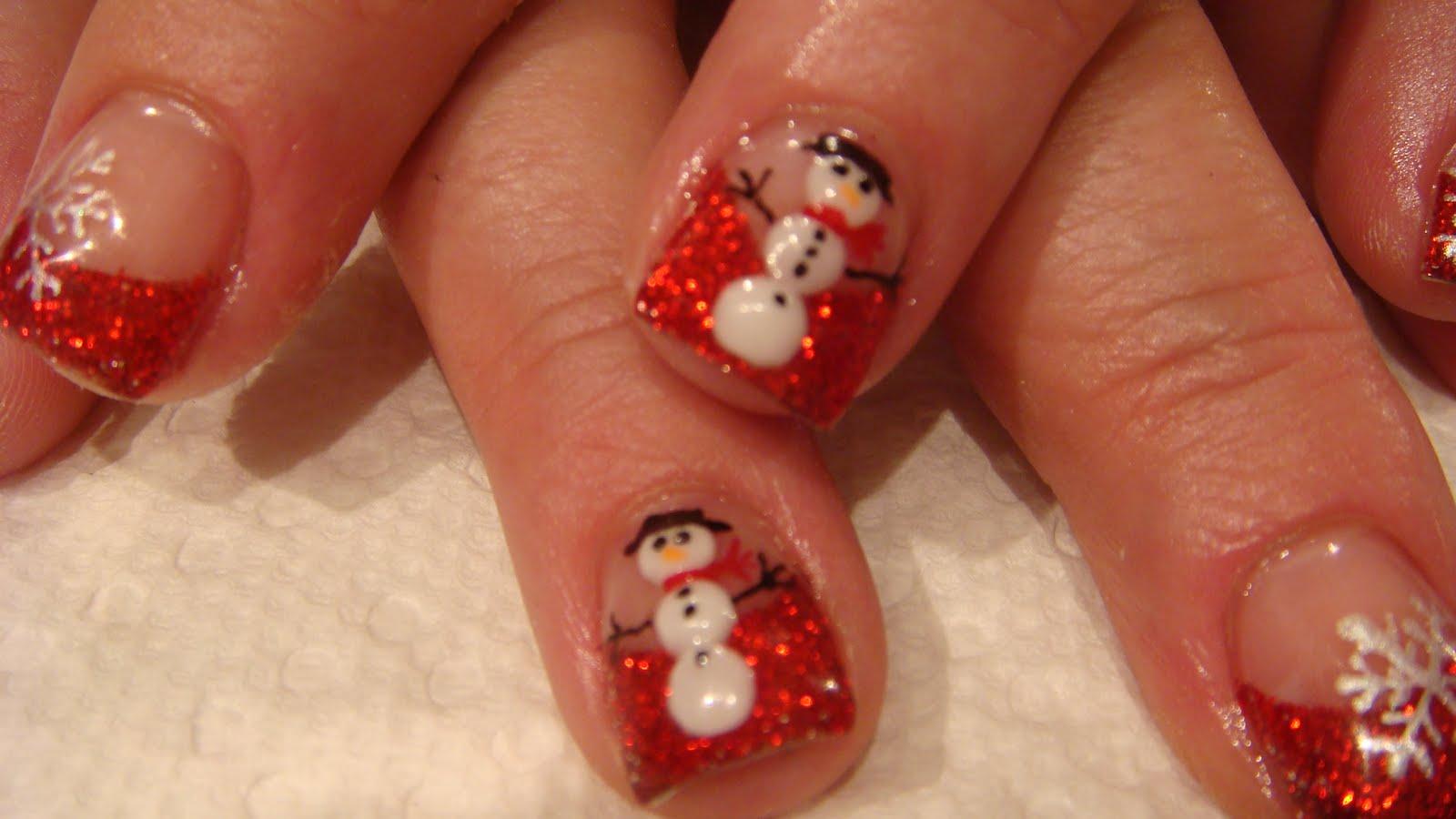 Nail Art: November 2009