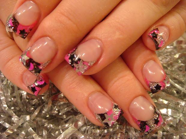 little tease nail acrylic