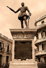 Messina, statua di Don Giovanni d'Austria.