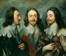 Anthony Van Dick, ritratto di re Carlo I Stuart