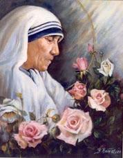 Teresa de Calcutá: missionária católica albanesa. Considerada a missionária do século XX.