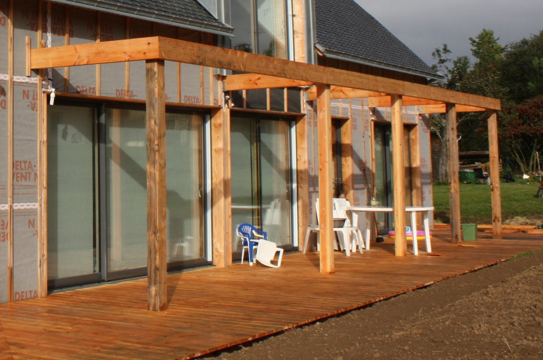 pare soleil de terrasse perfect voile pare soleil terrasse toile bache pergola voile dombrage. Black Bedroom Furniture Sets. Home Design Ideas