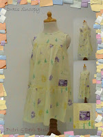 dress pesta snoopy