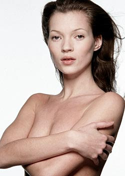Supermodel Kate Moss strips Naked for steamy photoshoot