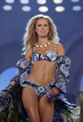 Karolina Kurkova Named World's Sexiest Woman