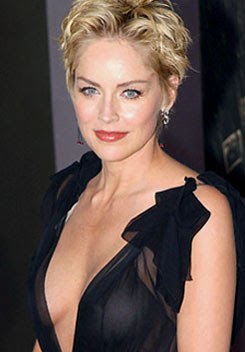 Sharon Stone Playboy's Sexiest Celebrity Cover Models