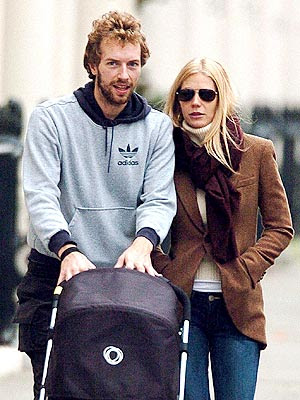Chris Martin Plays Down Divorce Rumours
